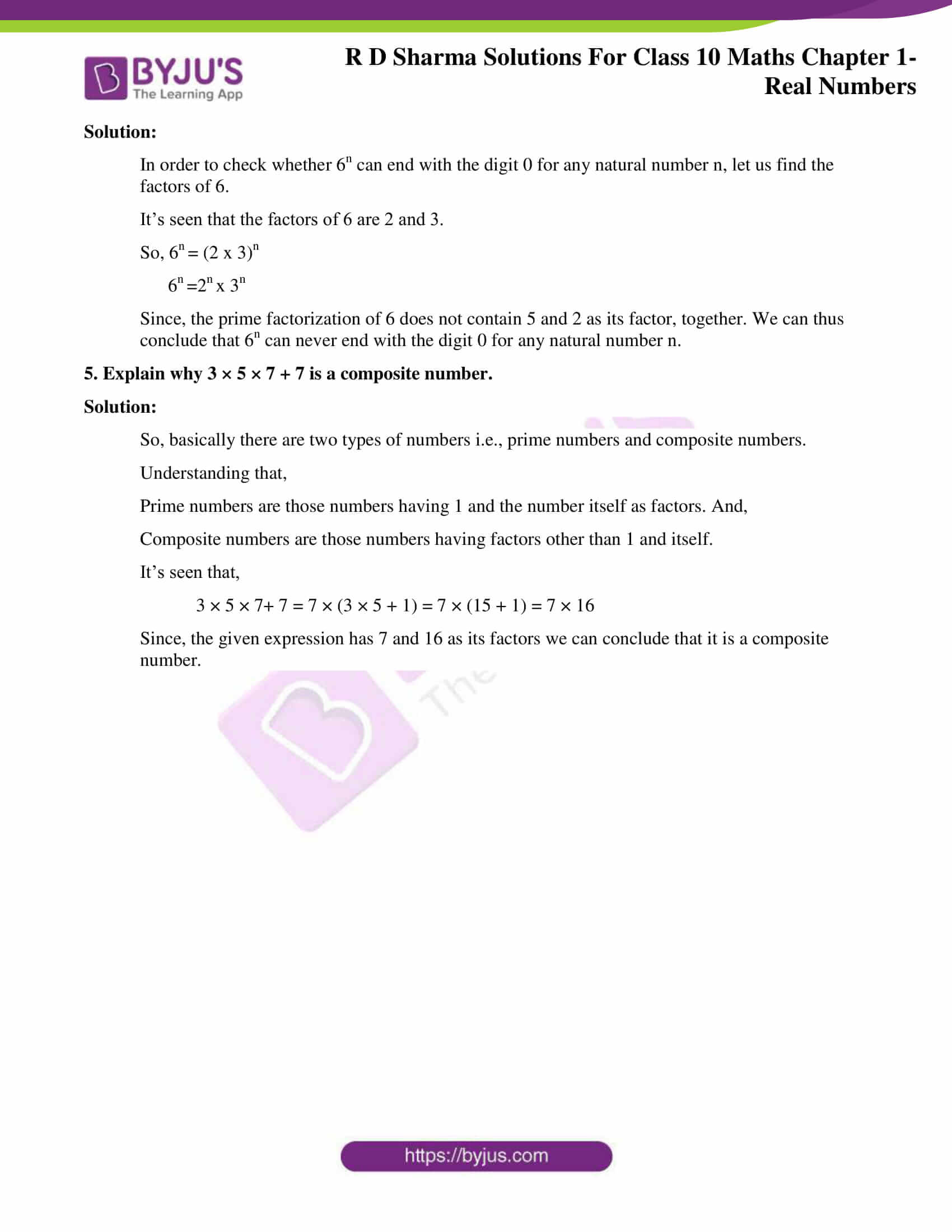 rd sharma class 10 chapter 1 real numbers solutions exercise 3 4