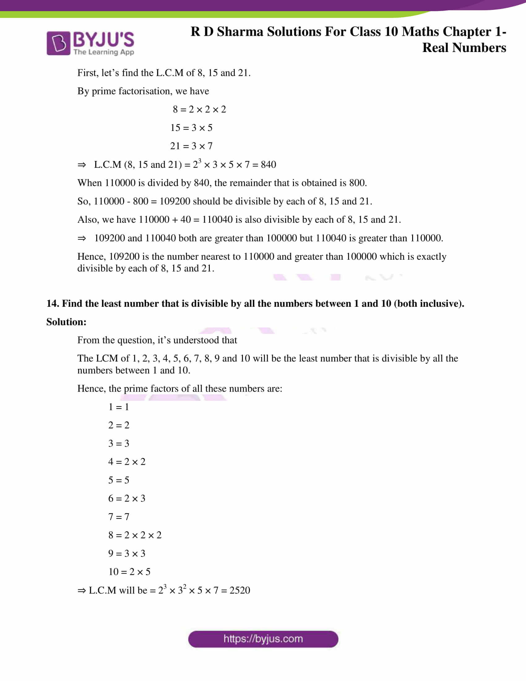 rd sharma class 10 chapter 1 real numbers solutions exercise 4 09