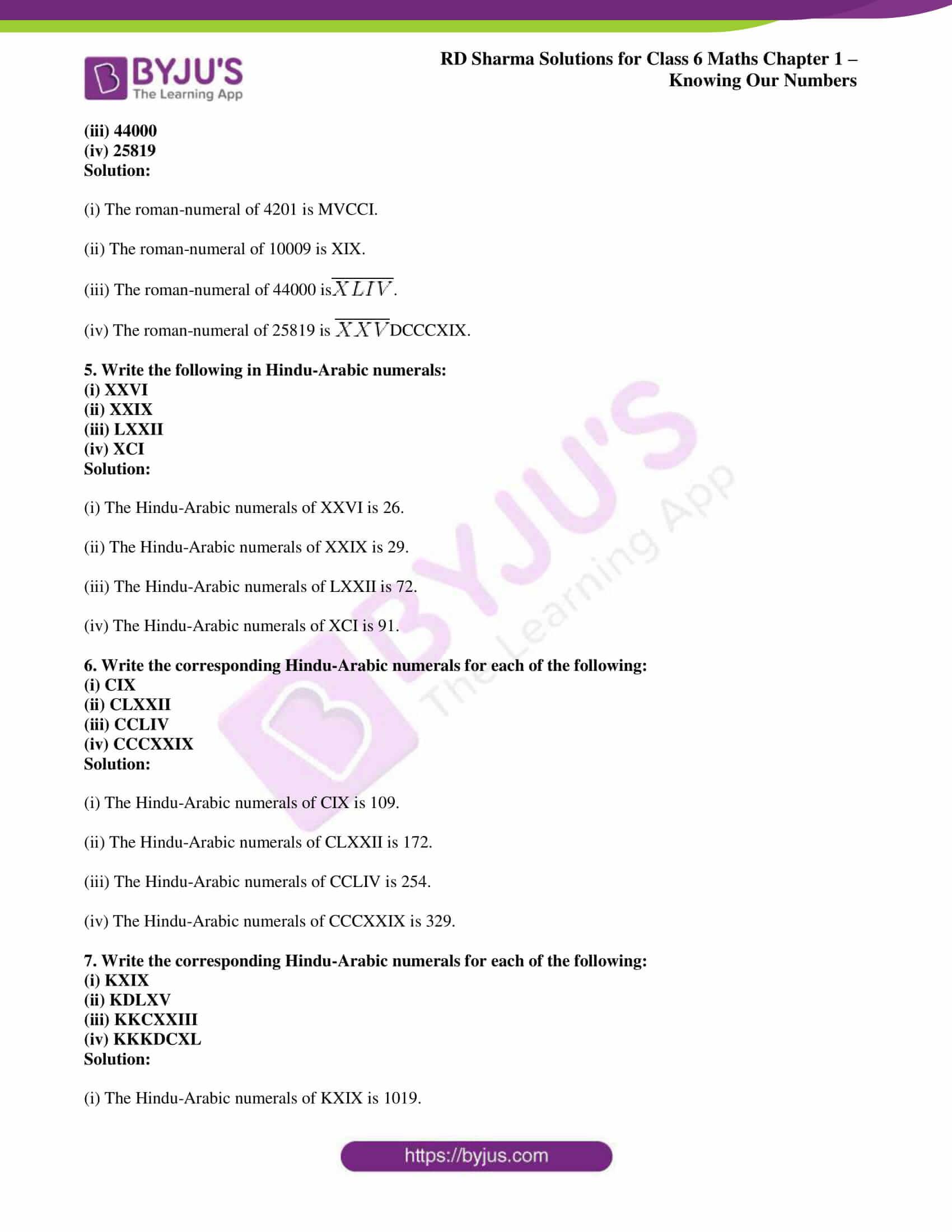 rd sharma class 6 maths solutions chapter 1 ex 10 2