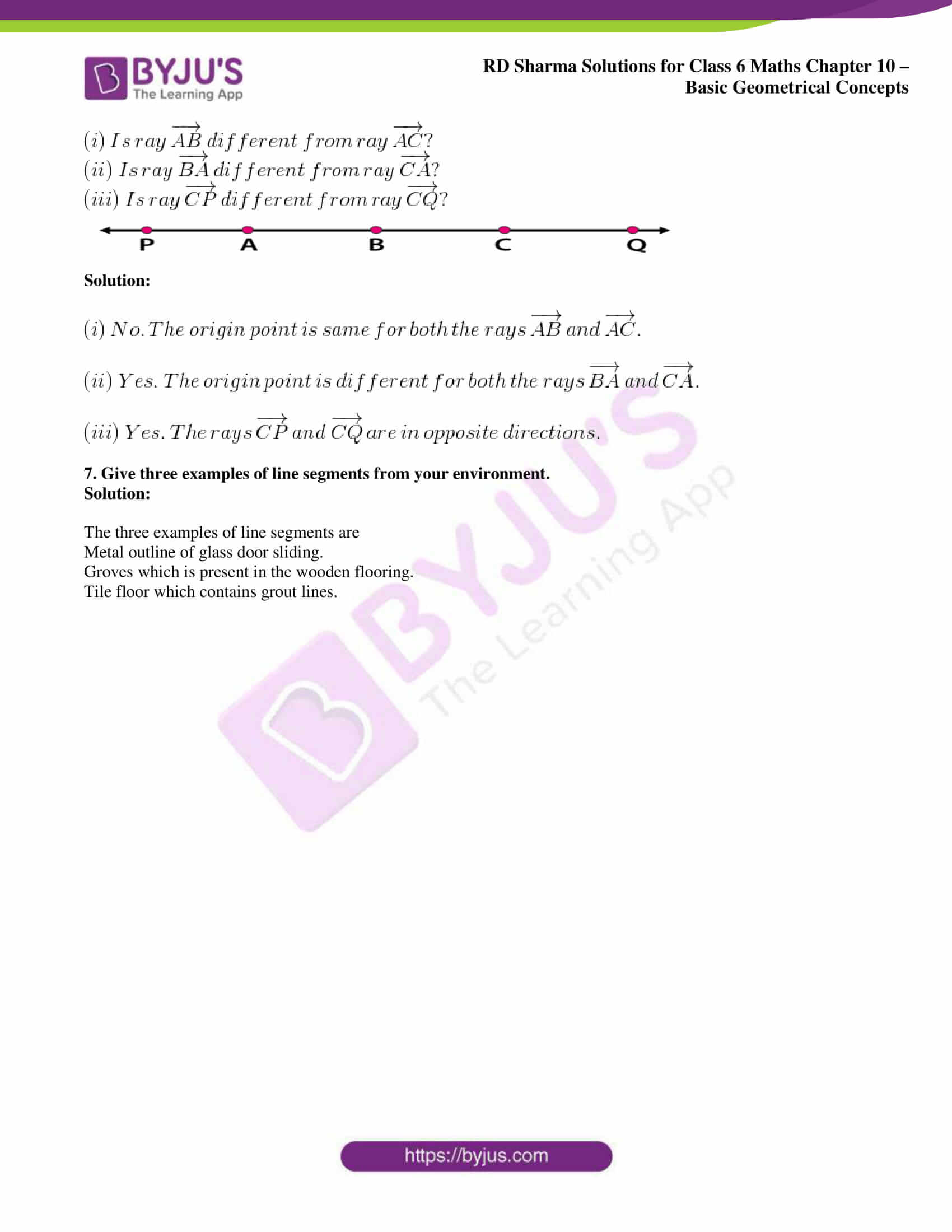 rd sharma class 6 maths solutions chapter 10 ex 2 3