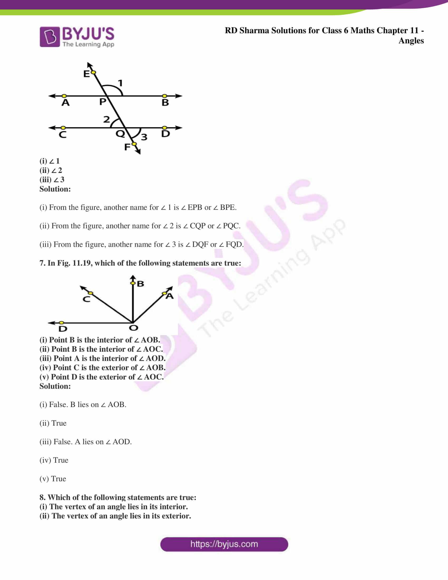 rd sharma class 6 maths solutions chapter 11 ex 1 3