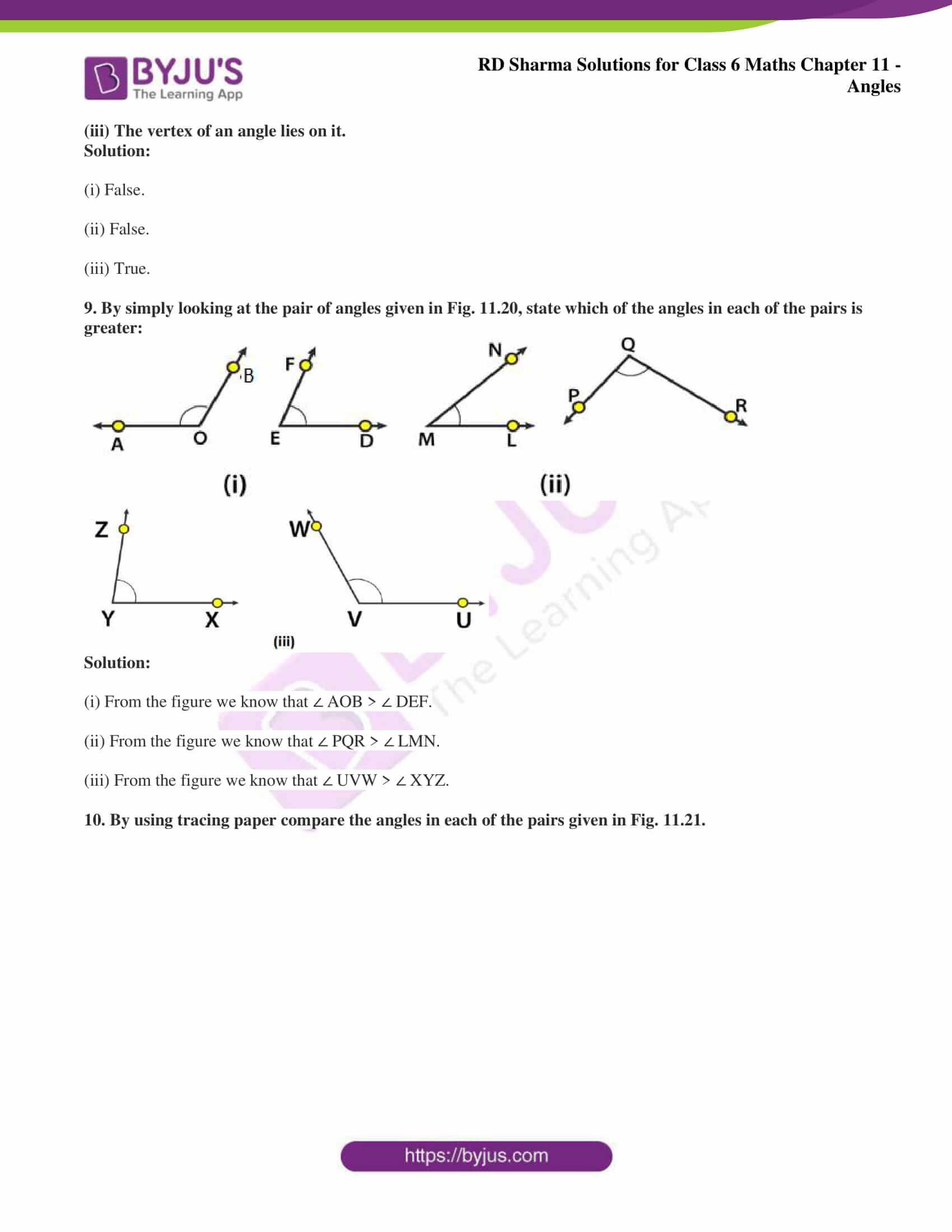 rd sharma class 6 maths solutions chapter 11 ex 1 4