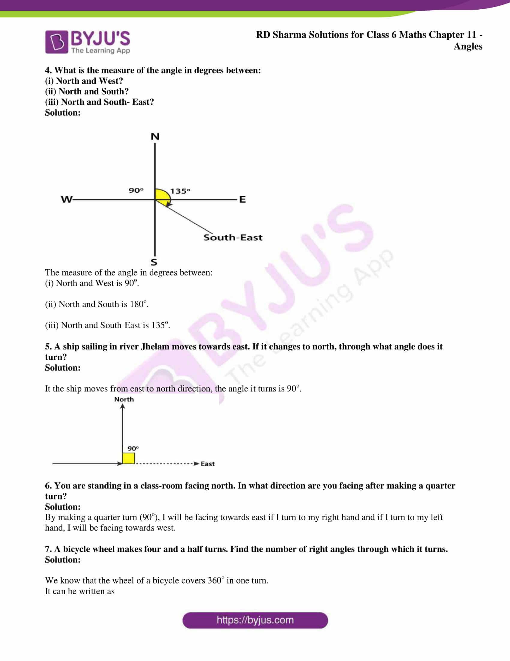rd sharma class 6 maths solutions chapter 11 ex 2 2