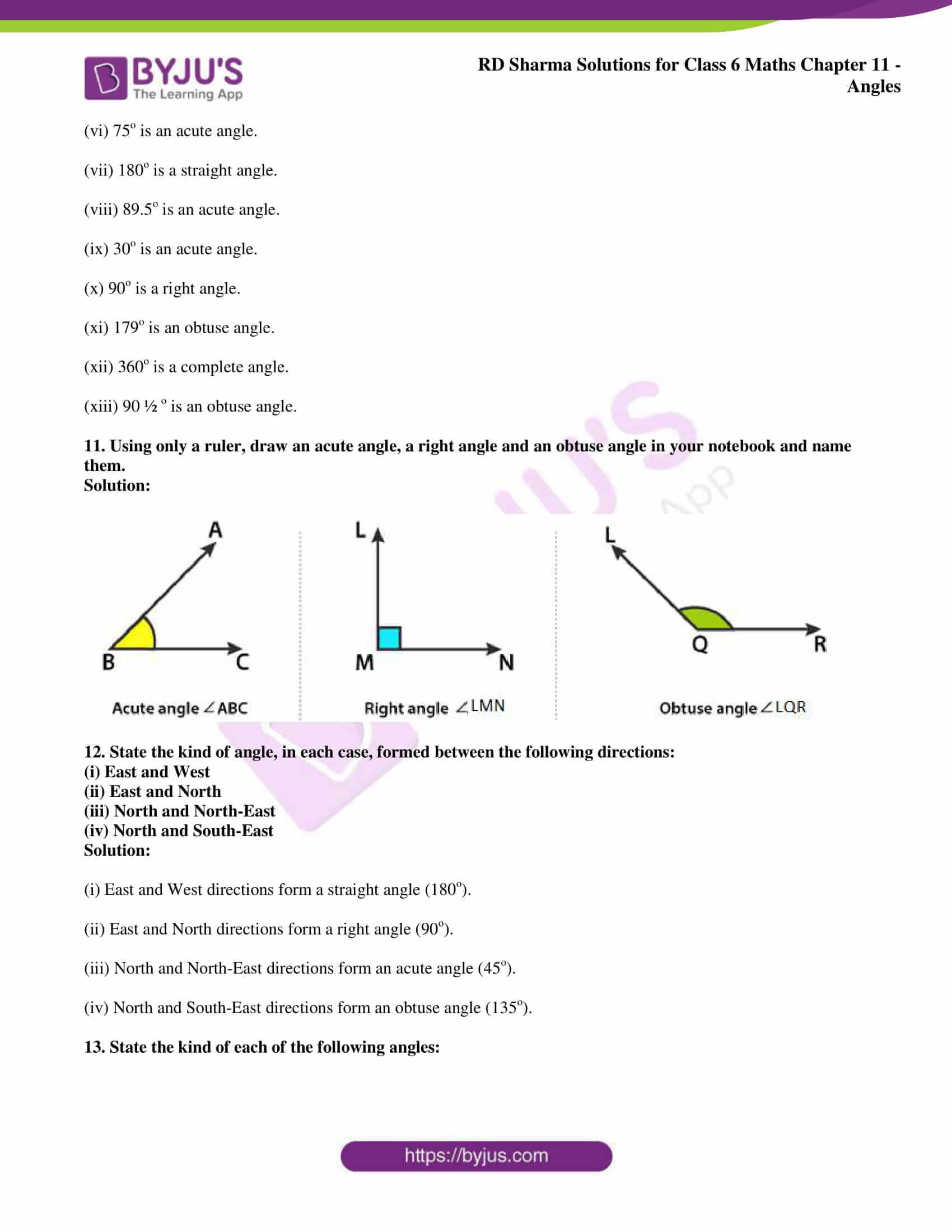 rd sharma class 6 maths solutions chapter 11 ex 2 4