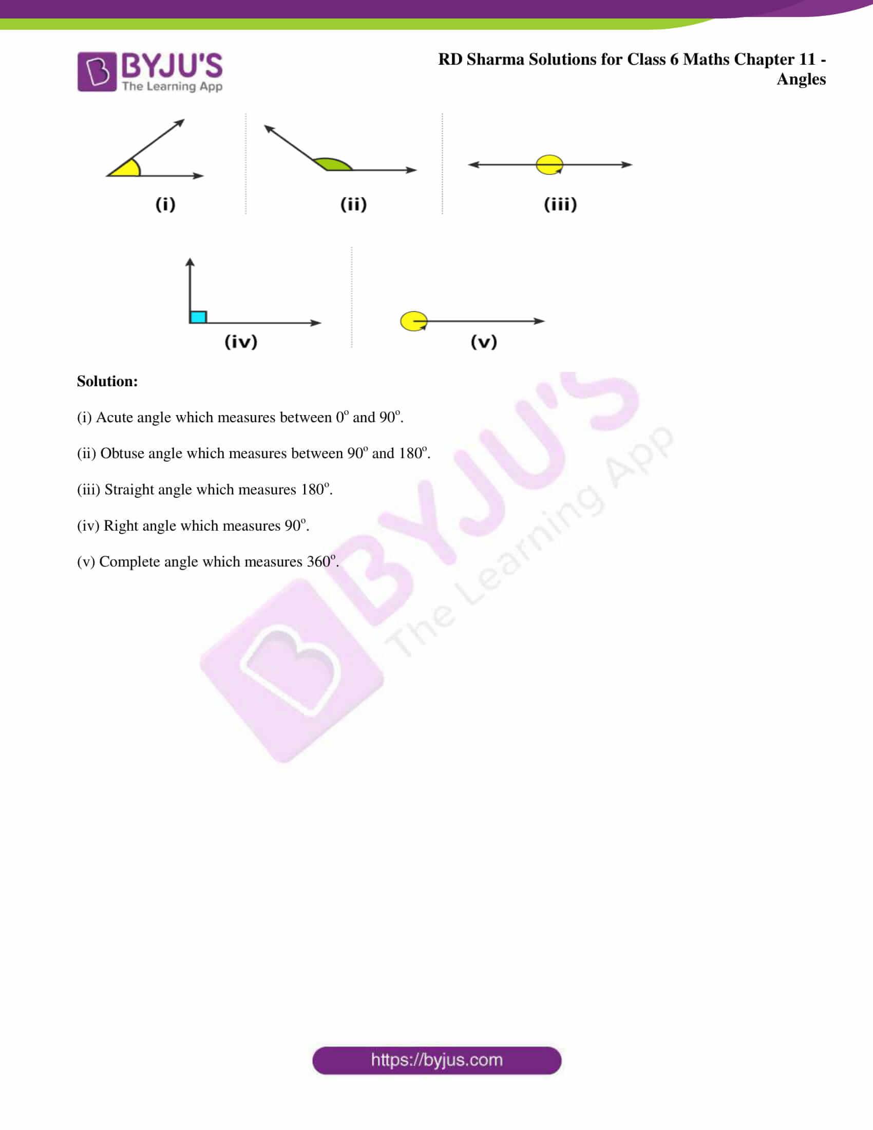 rd sharma class 6 maths solutions chapter 11 ex 2 5