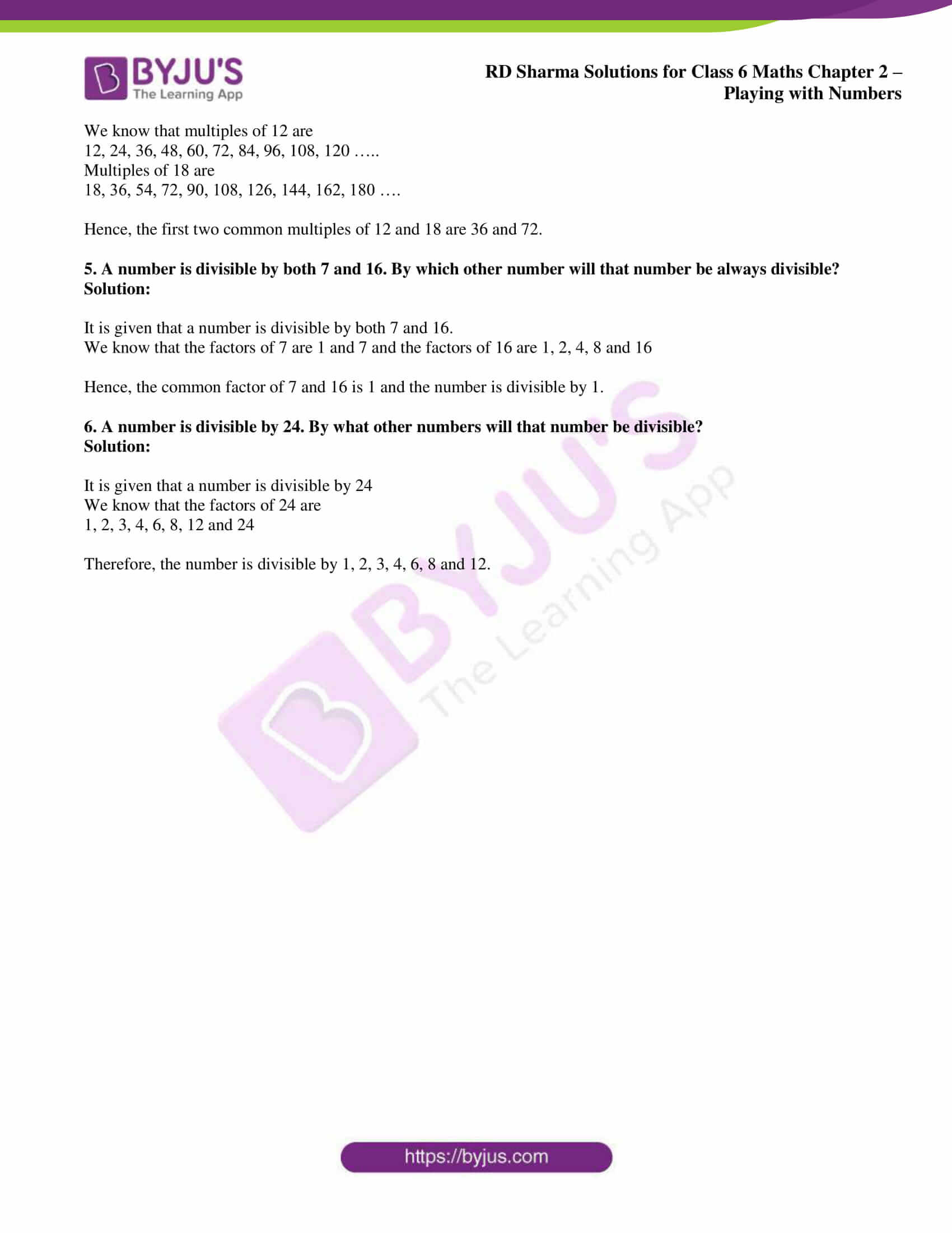 rd sharma class 6 maths solutions chapter 2 ex 2 3
