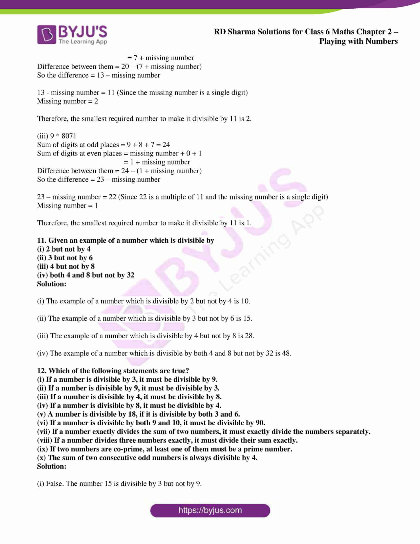 rd sharma class 6 maths solutions chapter 2 ex 5 6