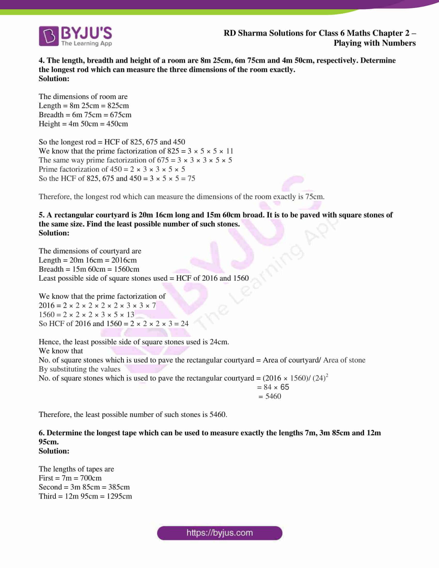rd sharma class 6 maths solutions chapter 2 ex 8 2