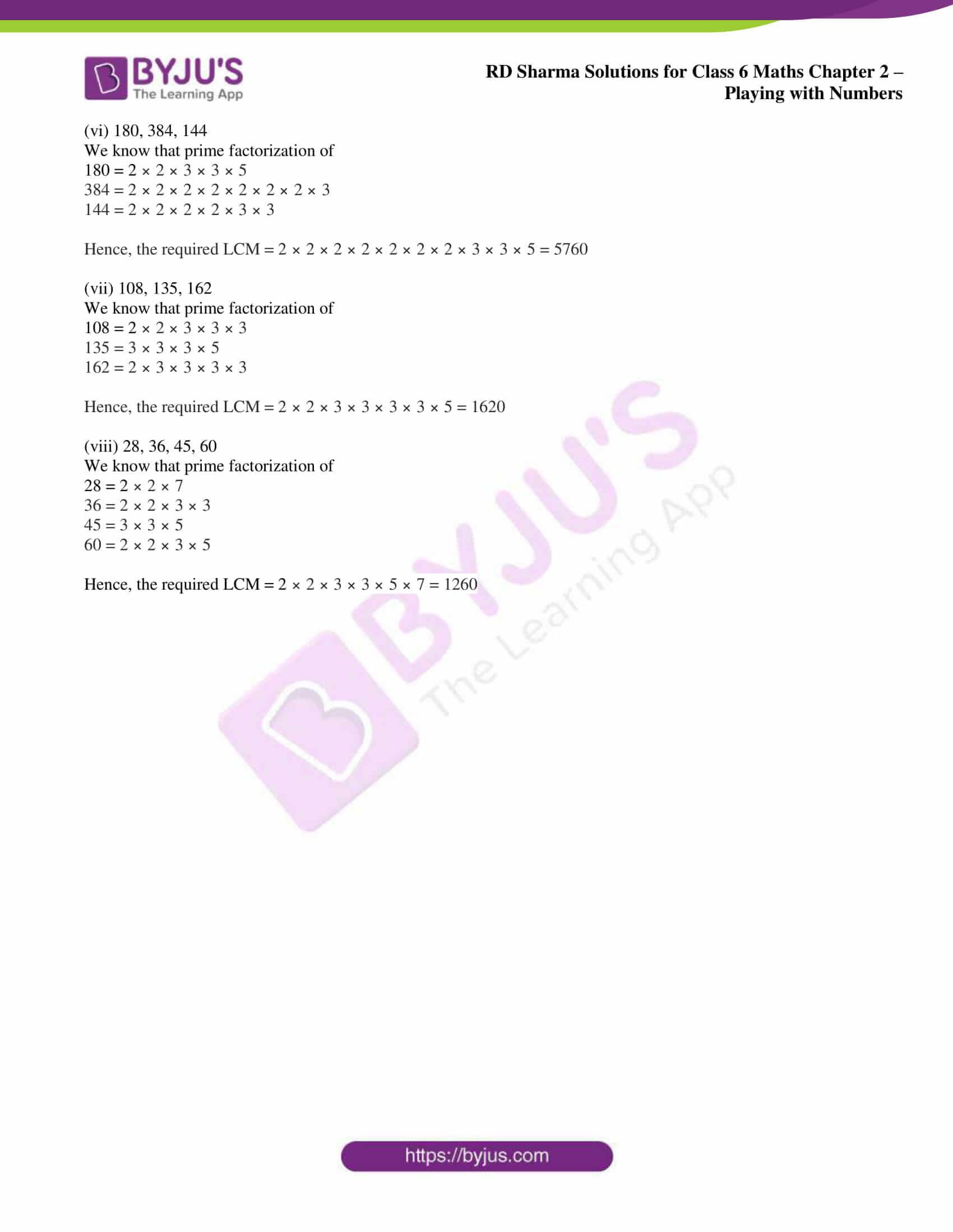 rd sharma class 6 maths solutions chapter 2 ex 9 2