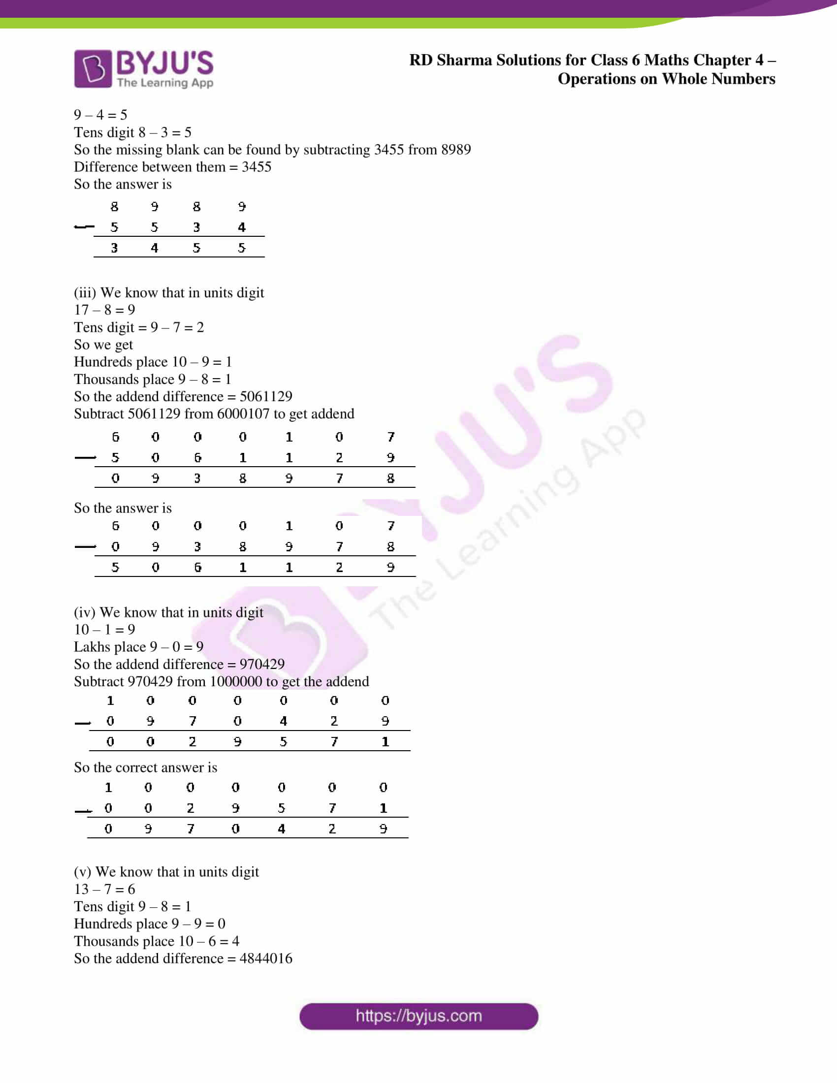 rd sharma class 6 maths solutions chapter 4 ex 2 4