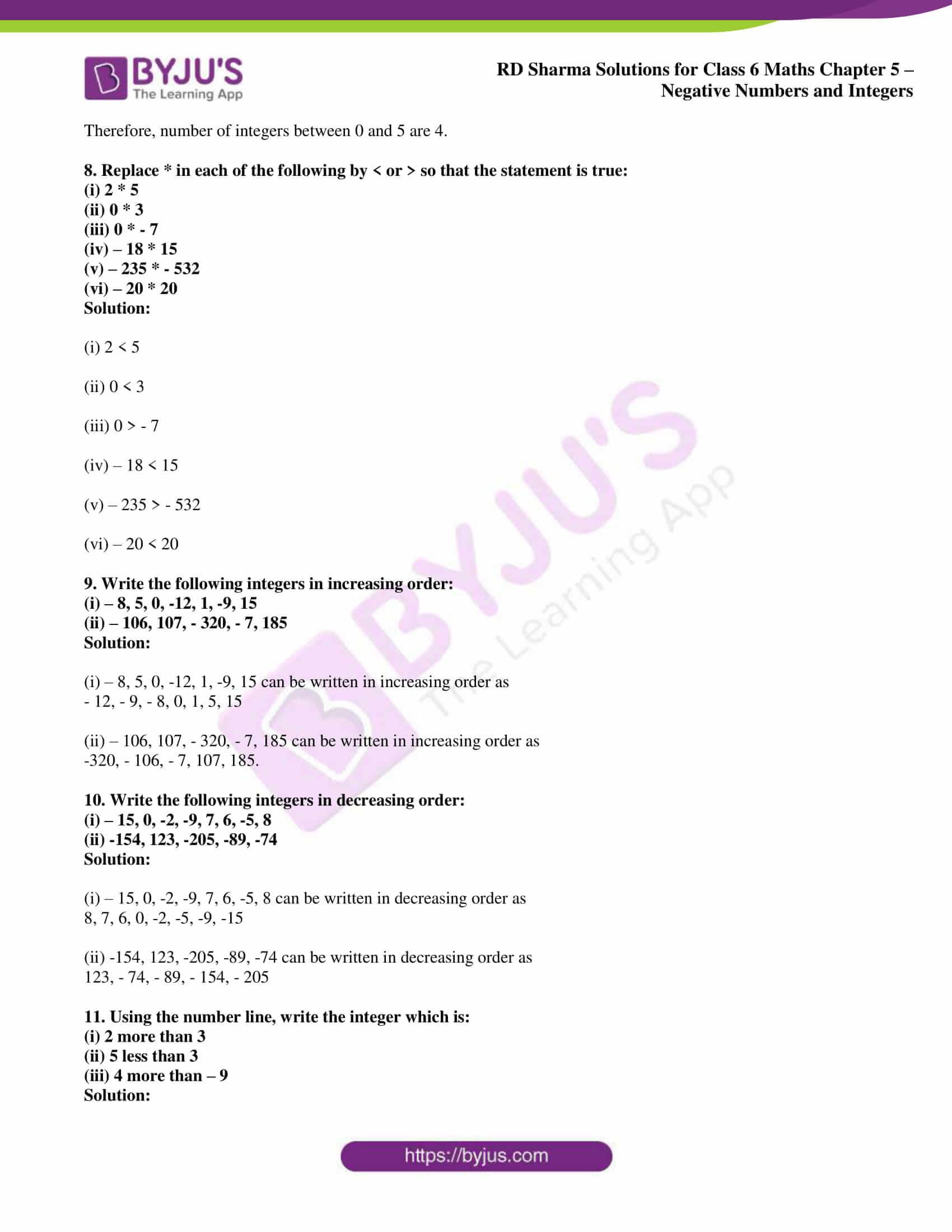 rd sharma class 6 maths solutions chapter 5 ex 1 4