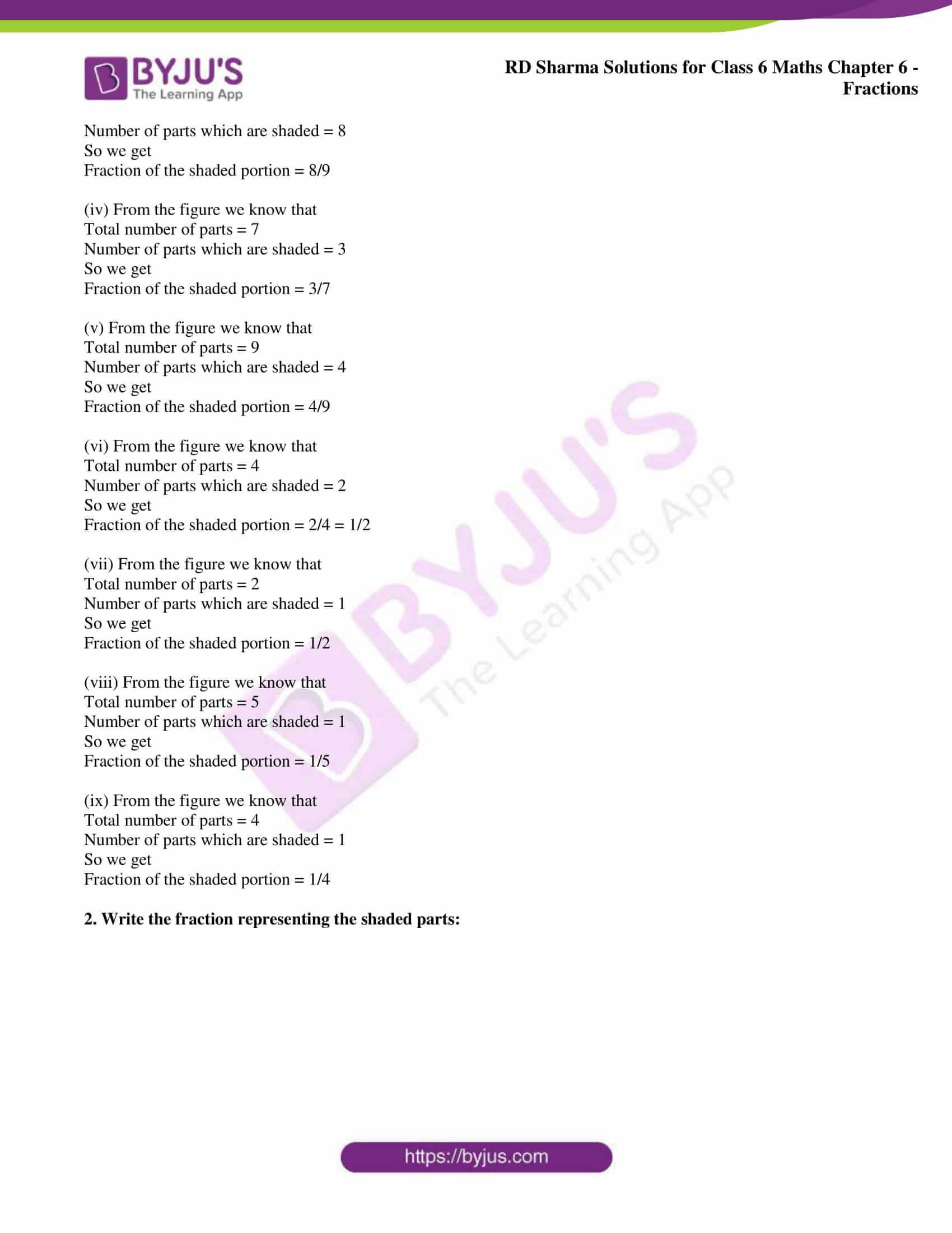 rd sharma class 6 maths solutions chapter 6 ex 1 2