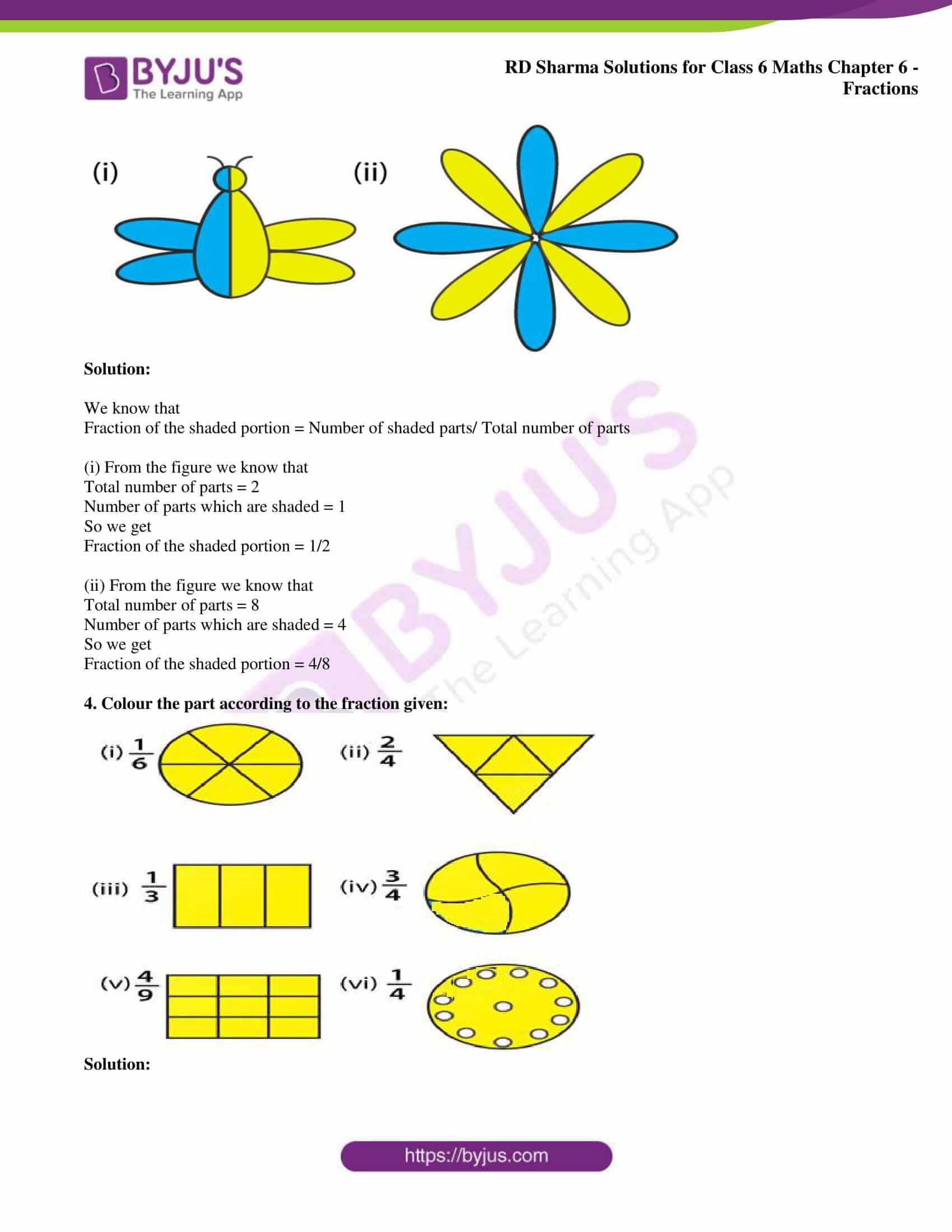 rd sharma class 6 maths solutions chapter 6 ex 1 4