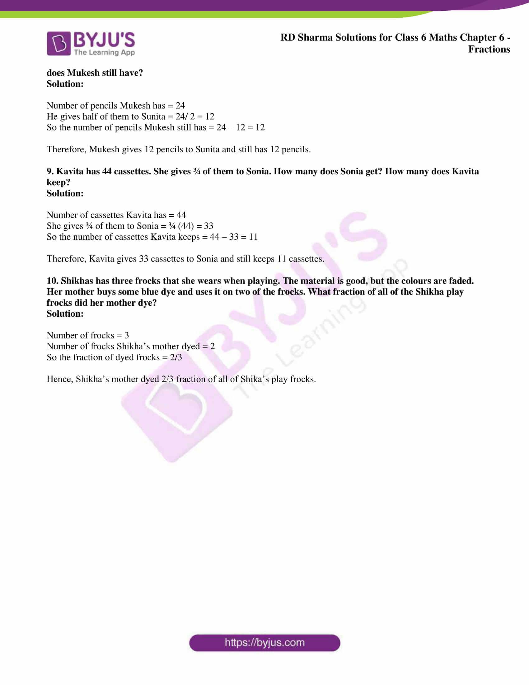 rd sharma class 6 maths solutions chapter 6 ex 1 6