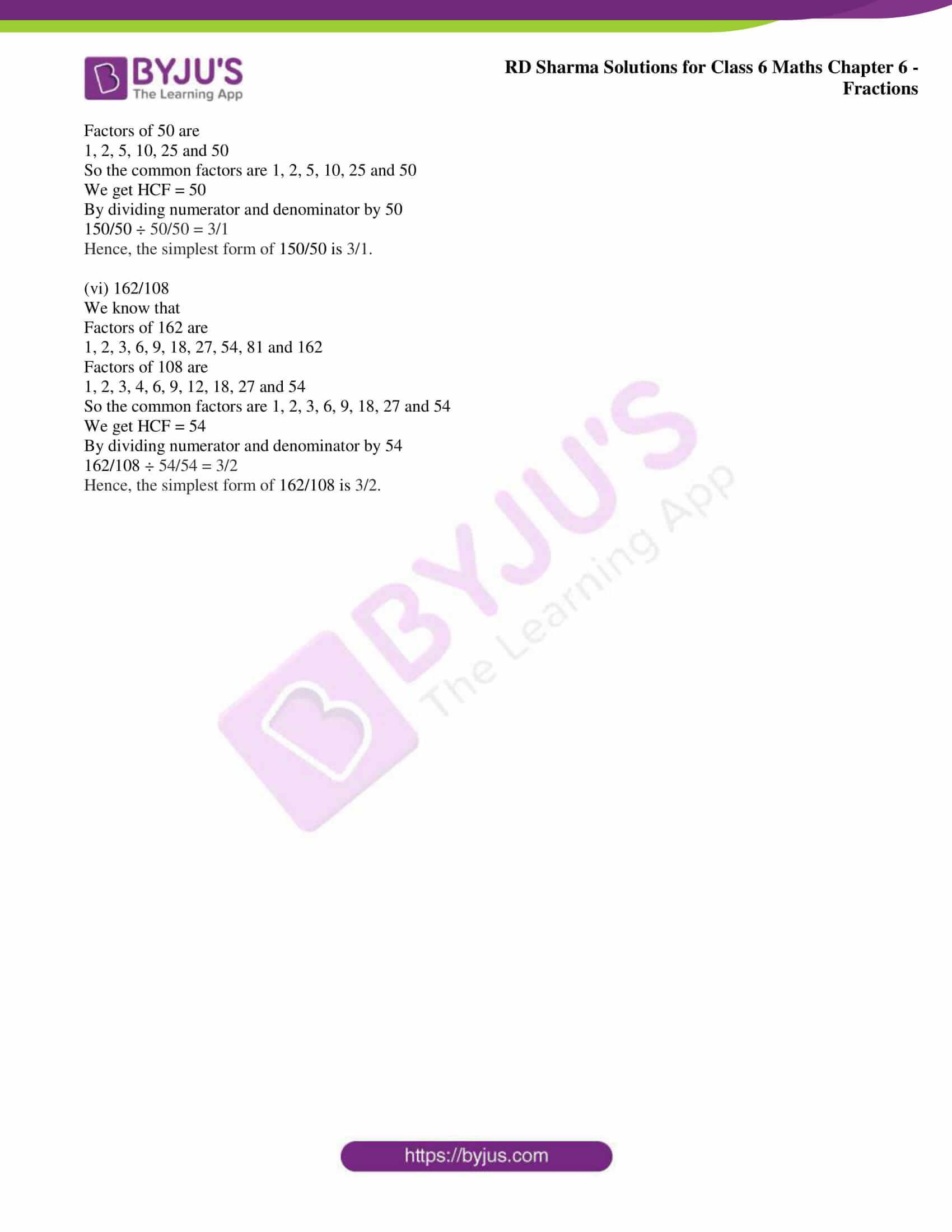rd sharma class 6 maths solutions chapter 6 ex 6 4