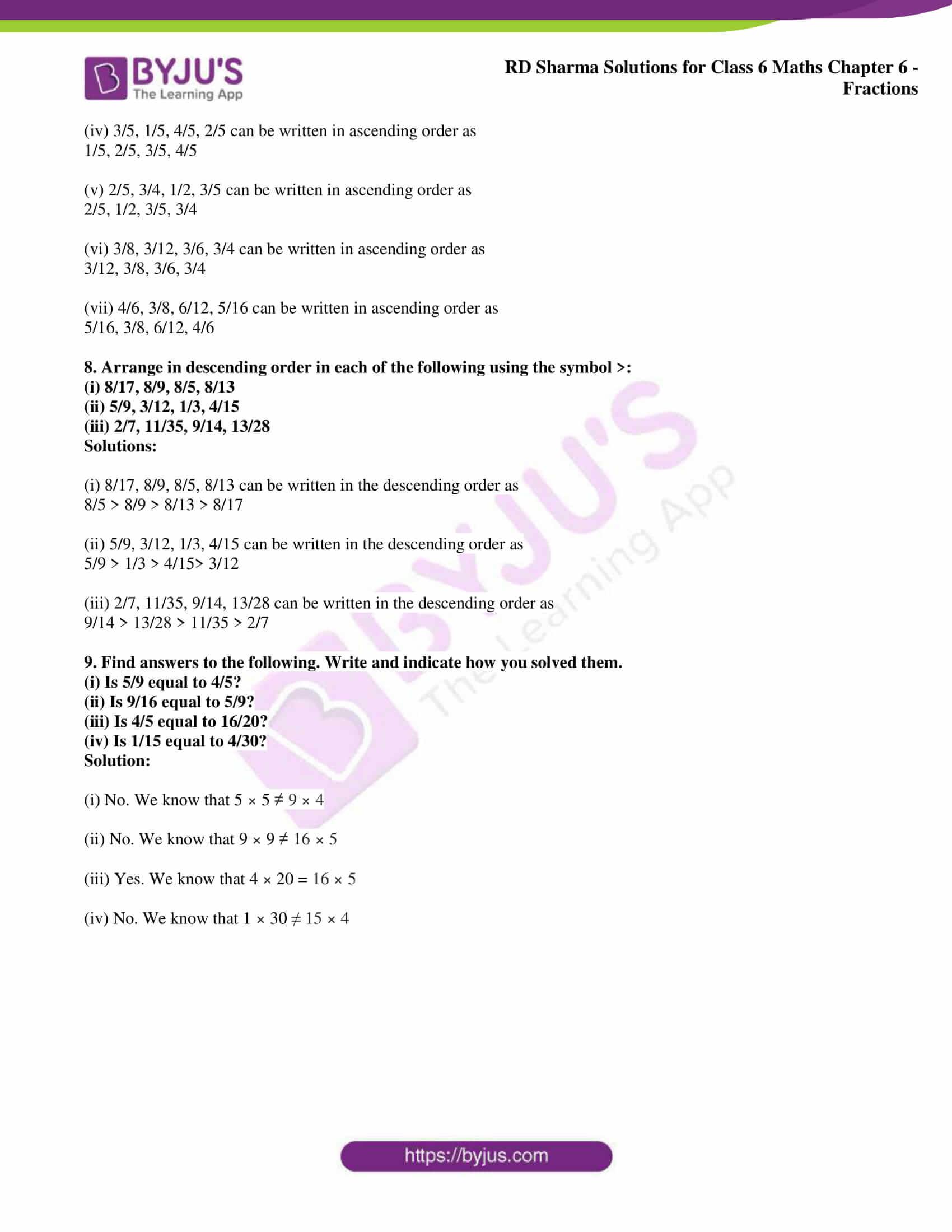 rd sharma class 6 maths solutions chapter 6 ex 7 6