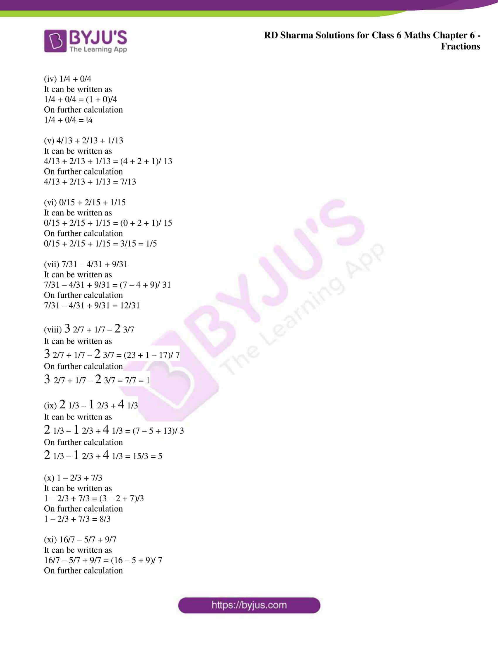 rd sharma class 6 maths solutions chapter 6 ex 8 2
