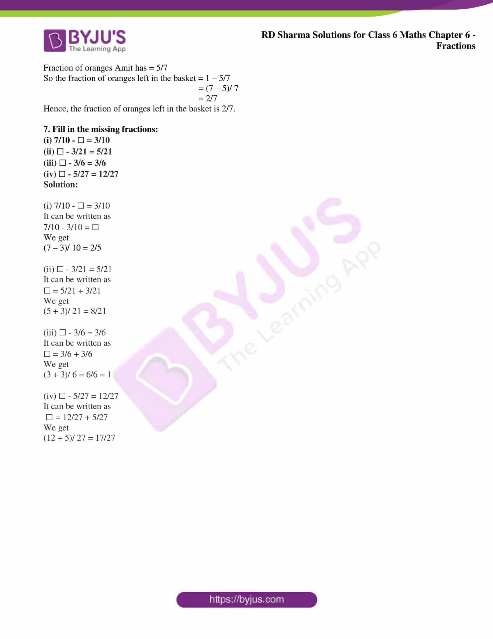 rd sharma class 6 maths solutions chapter 6 ex 8 4
