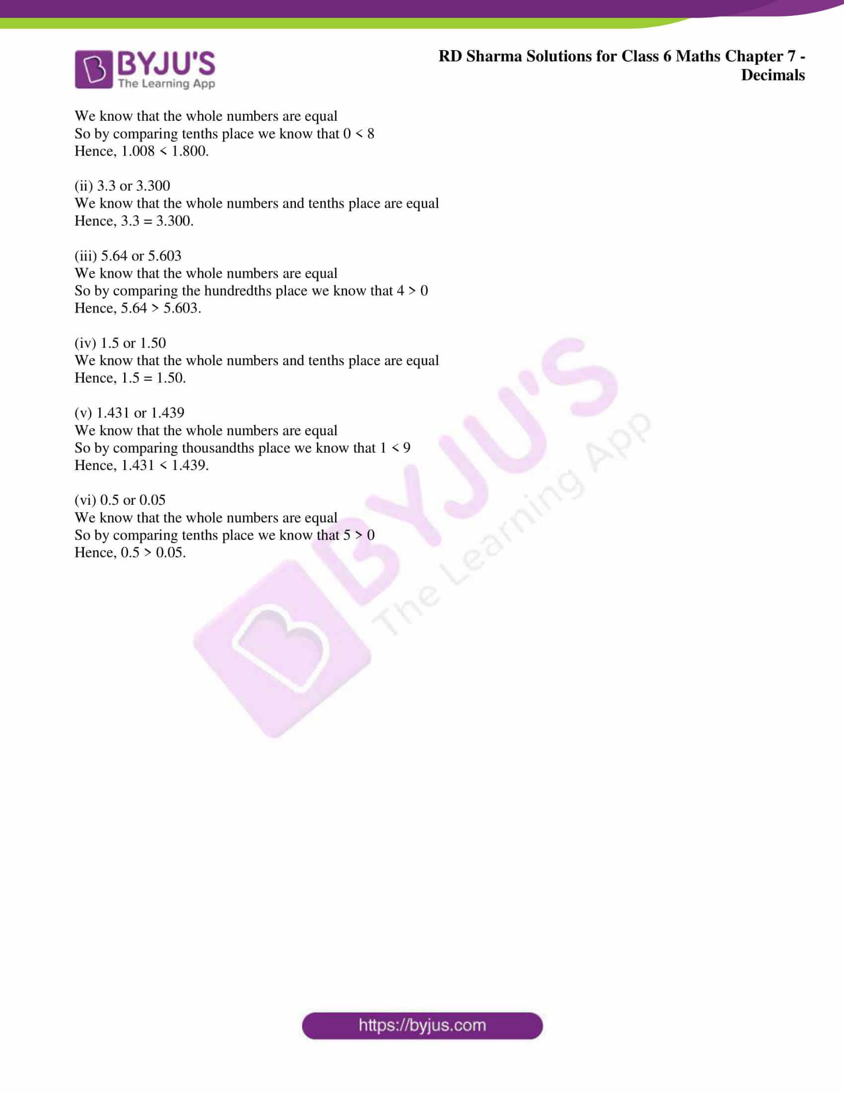 rd sharma class 6 maths solutions chapter 7 ex 5 2