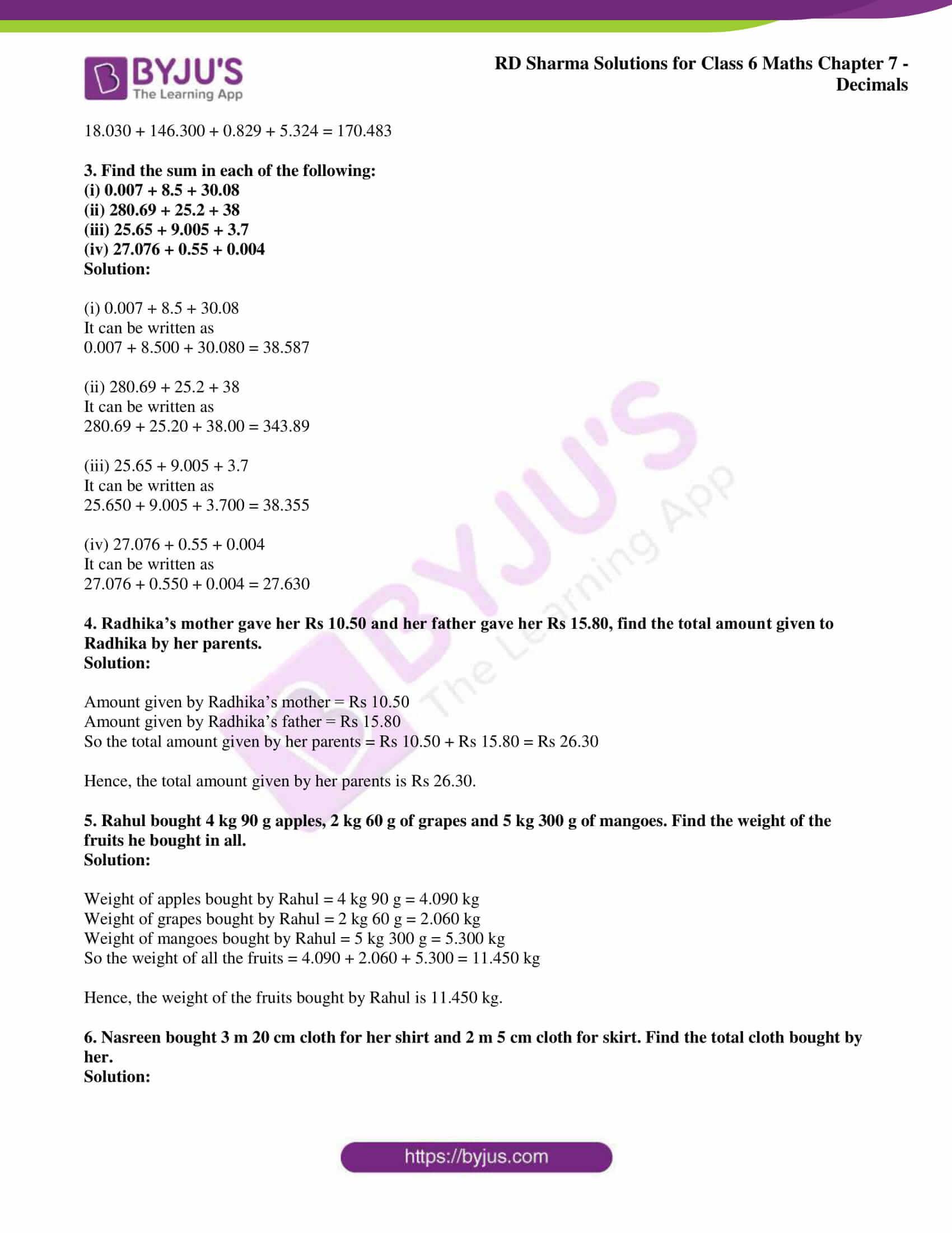 rd sharma class 6 maths solutions chapter 7 ex 8 2