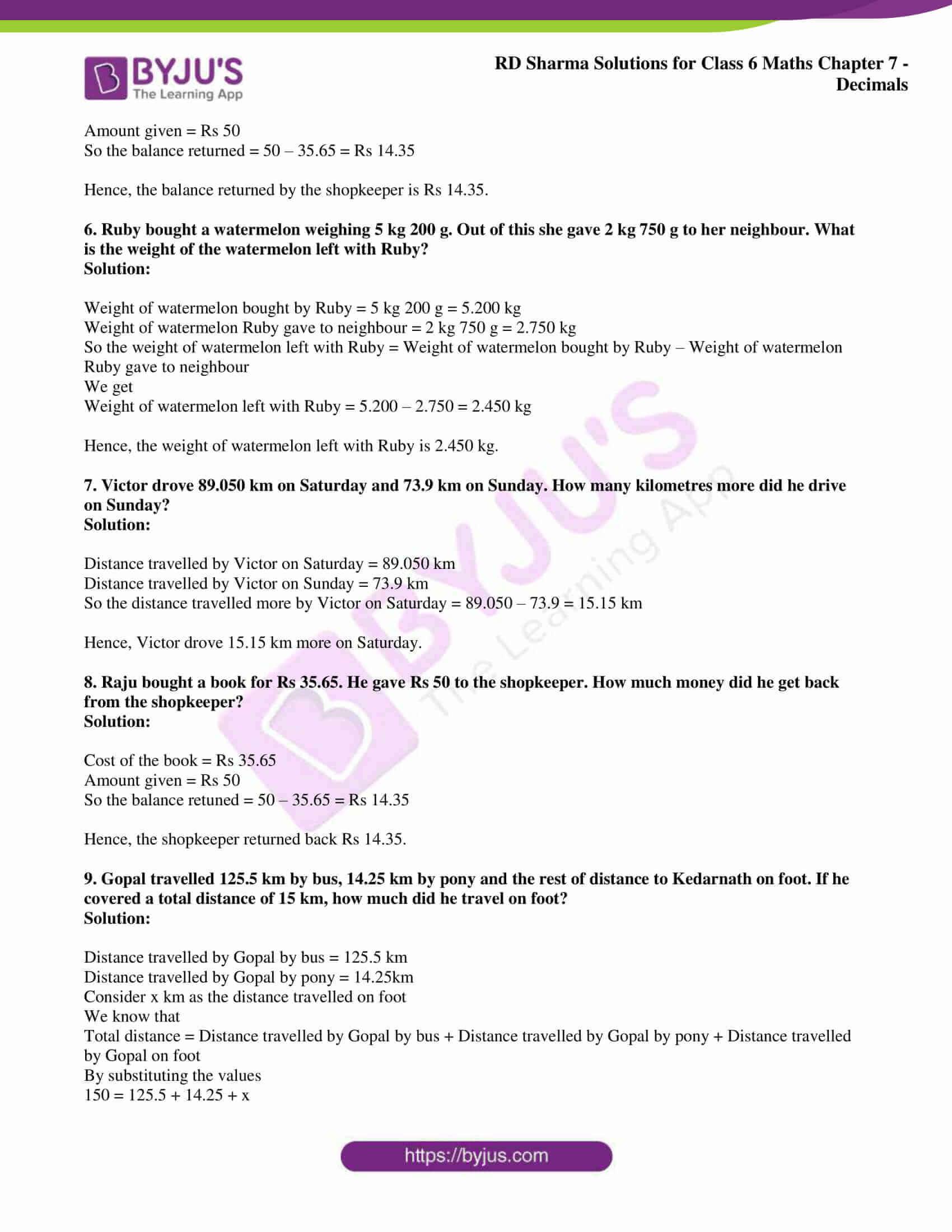 rd sharma class 6 maths solutions chapter 7 ex 9 3