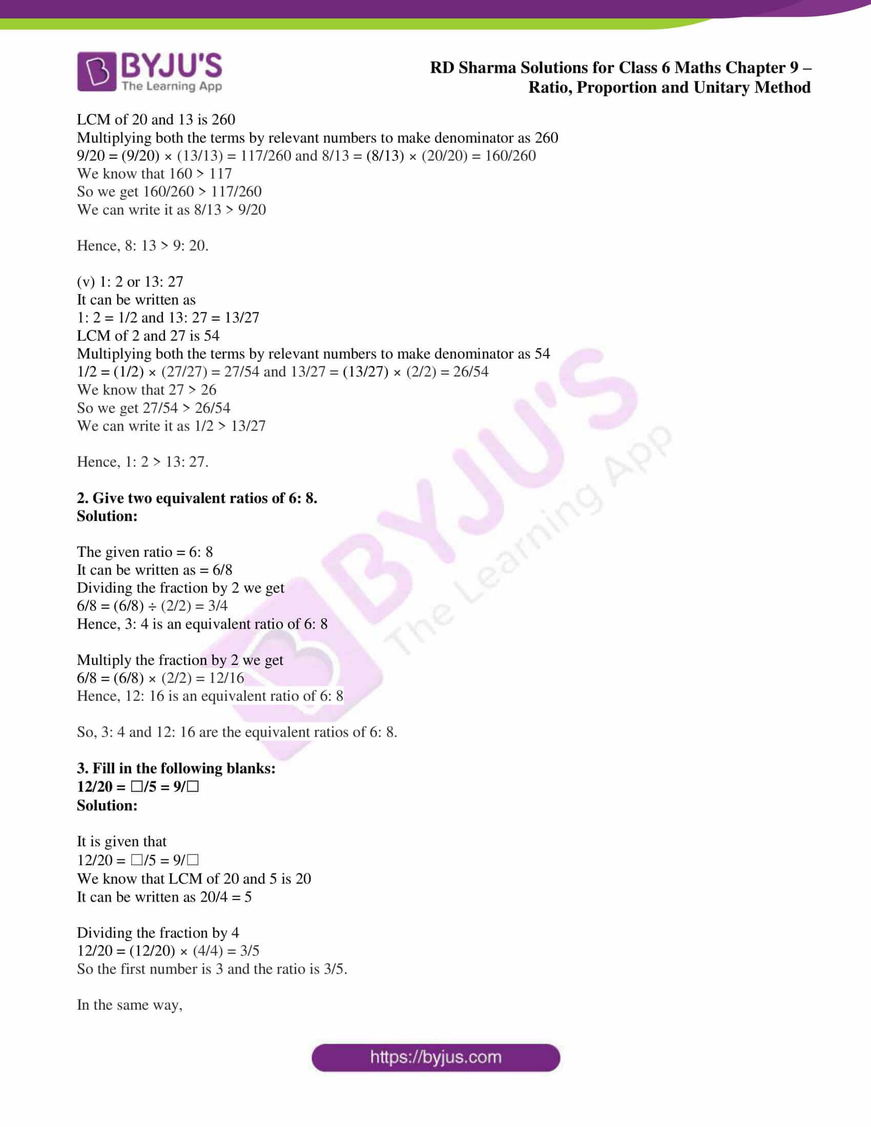 rd sharma class 6 maths solutions chapter 9 ex 2 2