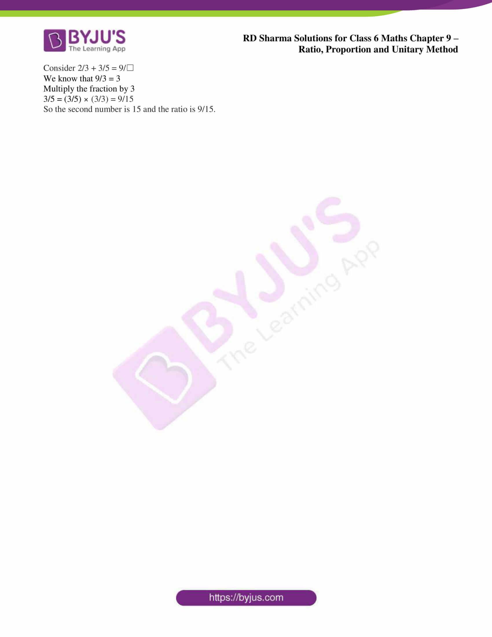 rd sharma class 6 maths solutions chapter 9 ex 2 3