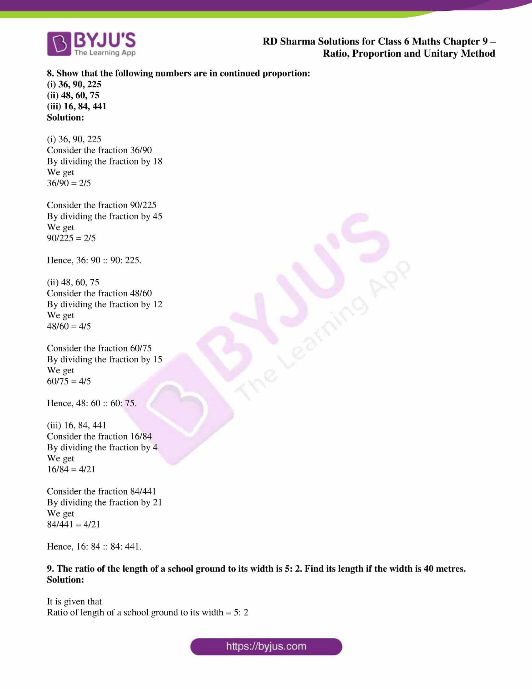 rd sharma class 6 maths solutions chapter 9 ex 3 5