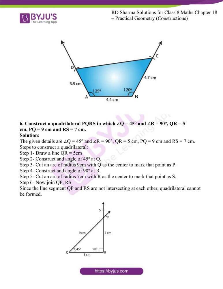 rd sharma class 8 maths chapter 18 ex 4