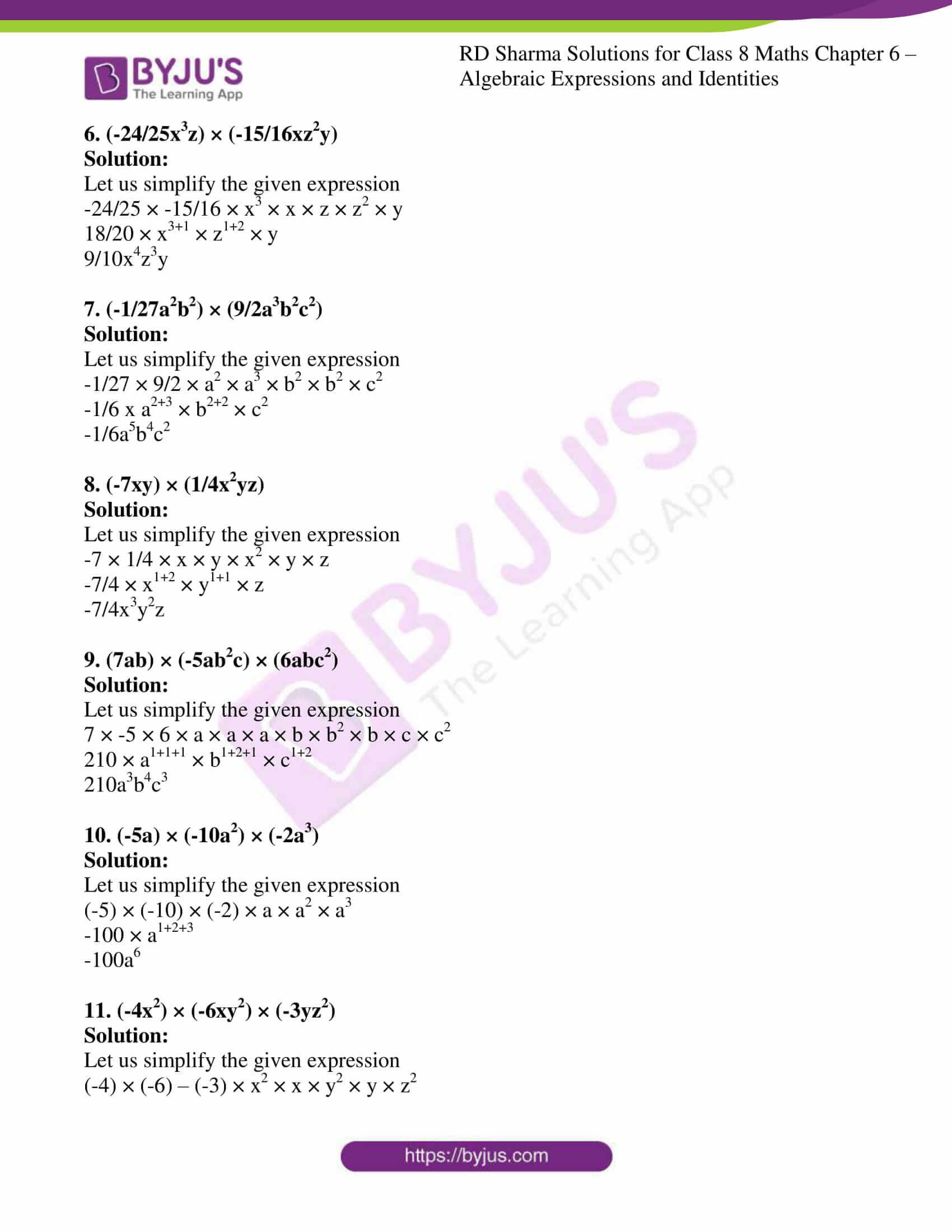rd sharma class 8 maths chapter 6 exercise 3 2