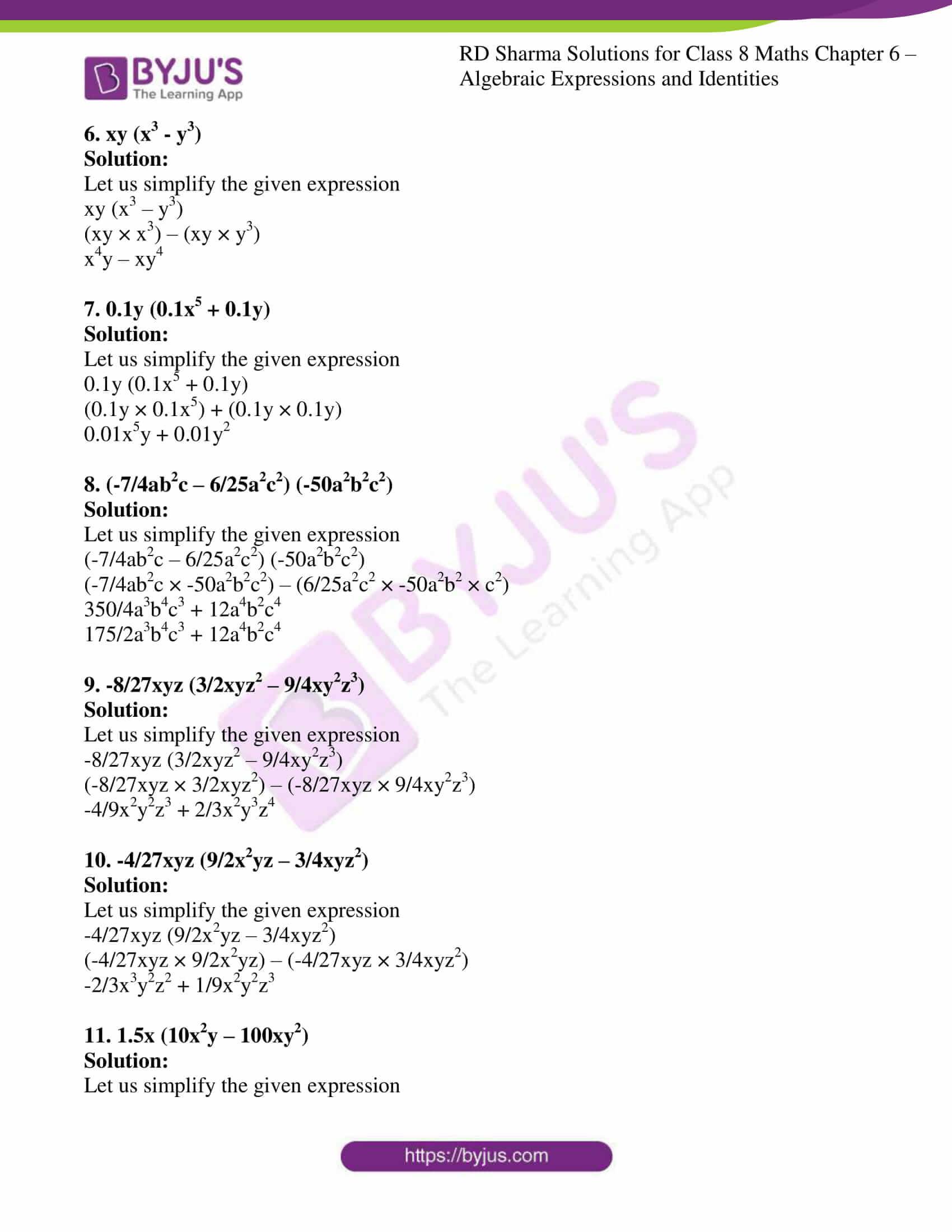 rd sharma class 8 maths chapter 6 exercise 4 2