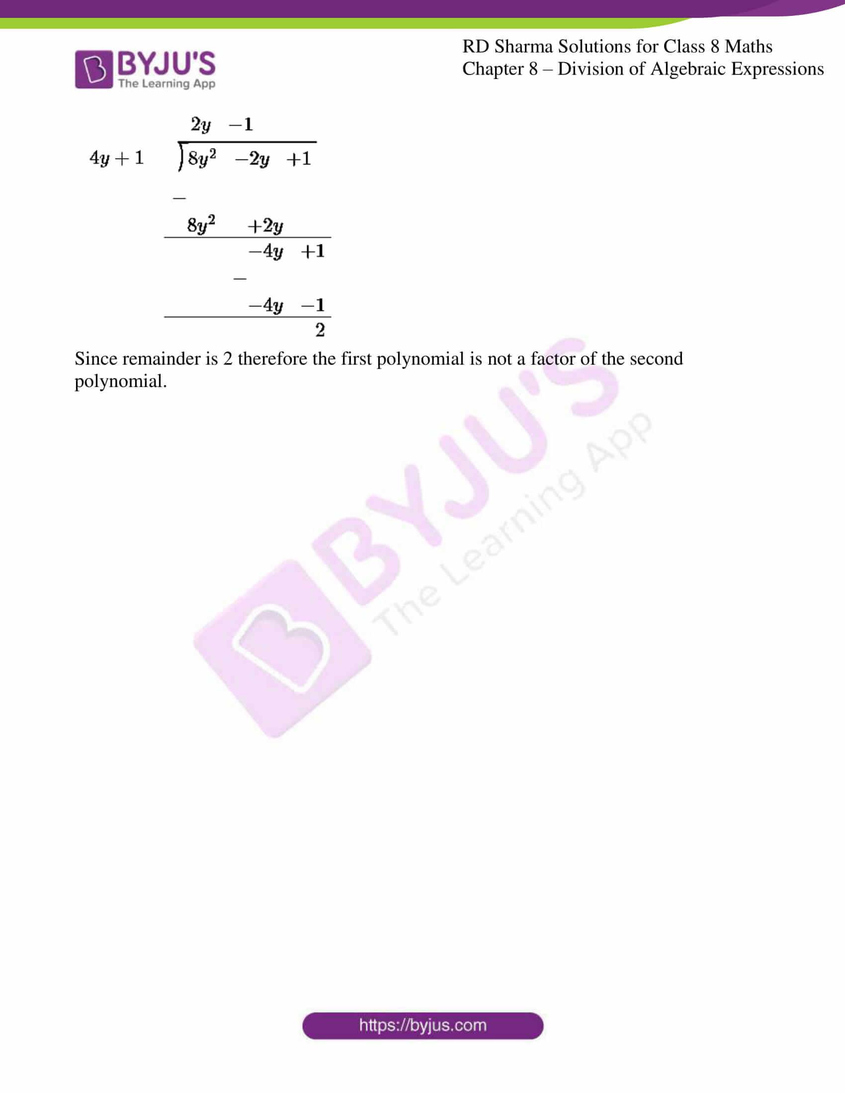 rd sharma class 8 maths chapter 8 exercise 5 6