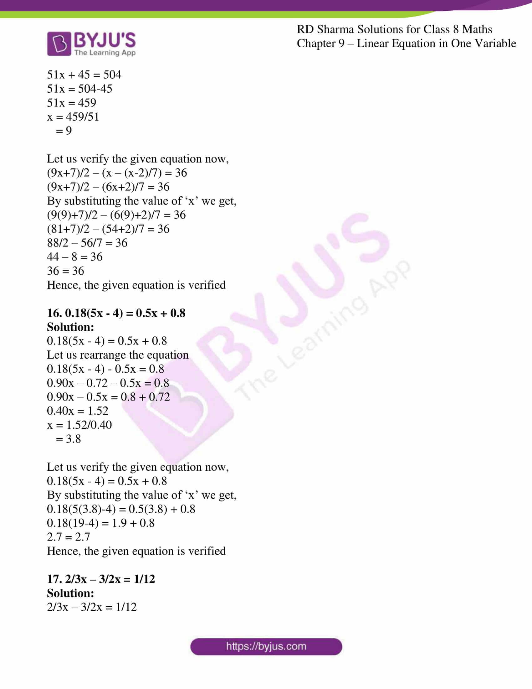 rd sharma class 8 maths chapter 9 exercise 2 10