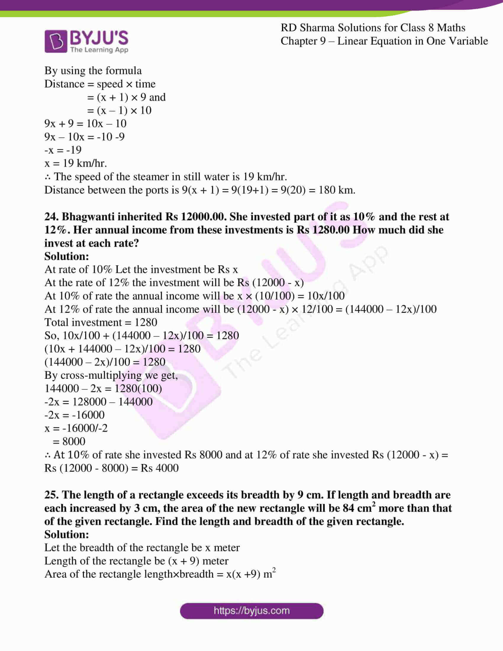 rd sharma class 8 maths chapter 9 exercise 4 11
