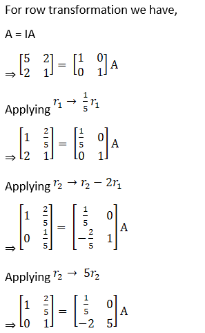RD Sharma Solutions for Class 12 Maths Chapter 7 Adjoint and Inverse of a Matrix Image 135