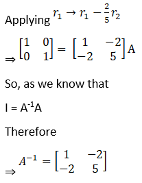 RD Sharma Solutions for Class 12 Maths Chapter 7 Adjoint and Inverse of a Matrix Image 136