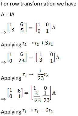 RD Sharma Solutions for Class 12 Maths Chapter 7 Adjoint and Inverse of a Matrix Image 138