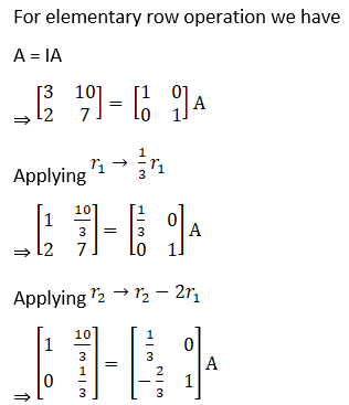 RD Sharma Solutions for Class 12 Maths Chapter 7 Adjoint and Inverse of a Matrix Image 144
