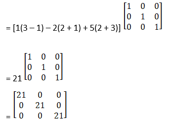 RD Sharma Solutions for Class 12 Maths Chapter 7 Adjoint and Inverse of a Matrix Image 26