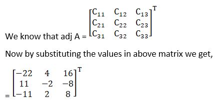 RD Sharma Solutions for Class 12 Maths Chapter 7 Adjoint and Inverse of a Matrix Image 29