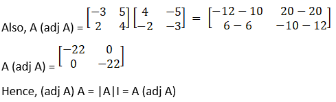 RD Sharma Solutions for Class 12 Maths Chapter 7 Adjoint and Inverse of a Matrix Image 7
