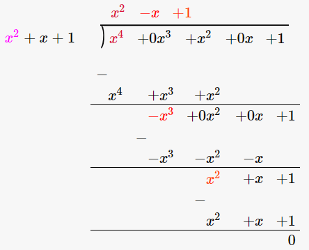 RD Sharma Solutions for Class 8 Maths Chapter 8 – Division of Algebraic Expressions image- 10