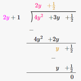 RD Sharma Solutions for Class 8 Maths Chapter 8 – Division of Algebraic Expressions image- 2