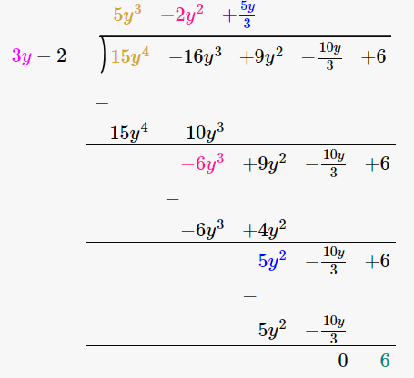 RD Sharma Solutions for Class 8 Maths Chapter 8 – Division of Algebraic Expressions image- 21
