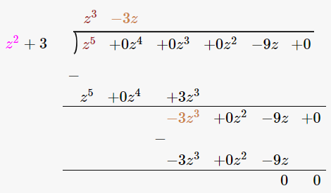 RD Sharma Solutions for Class 8 Maths Chapter 8 – Division of Algebraic Expressions image- 29