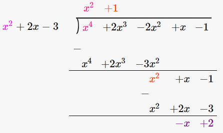 RD Sharma Solutions for Class 8 Maths Chapter 8 – Division of Algebraic Expressions image- 31