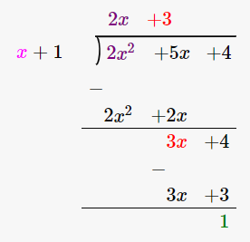 RD Sharma Solutions for Class 8 Maths Chapter 8 – Division of Algebraic Expressions image- 37