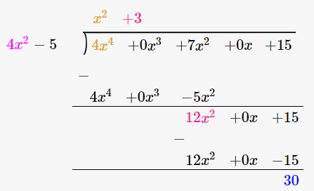 RD Sharma Solutions for Class 8 Maths Chapter 8 – Division of Algebraic Expressions image- 39
