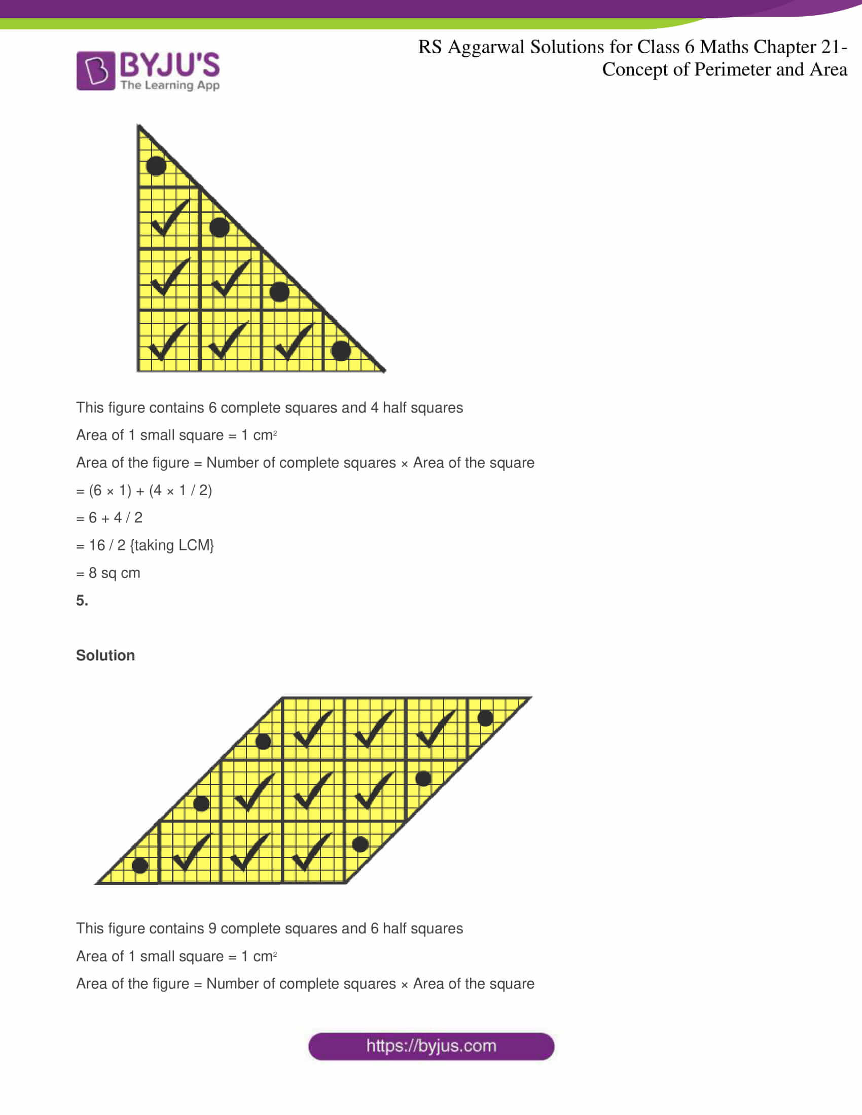 rs aggarwal solutions for class 6 maths chapter 21 11
