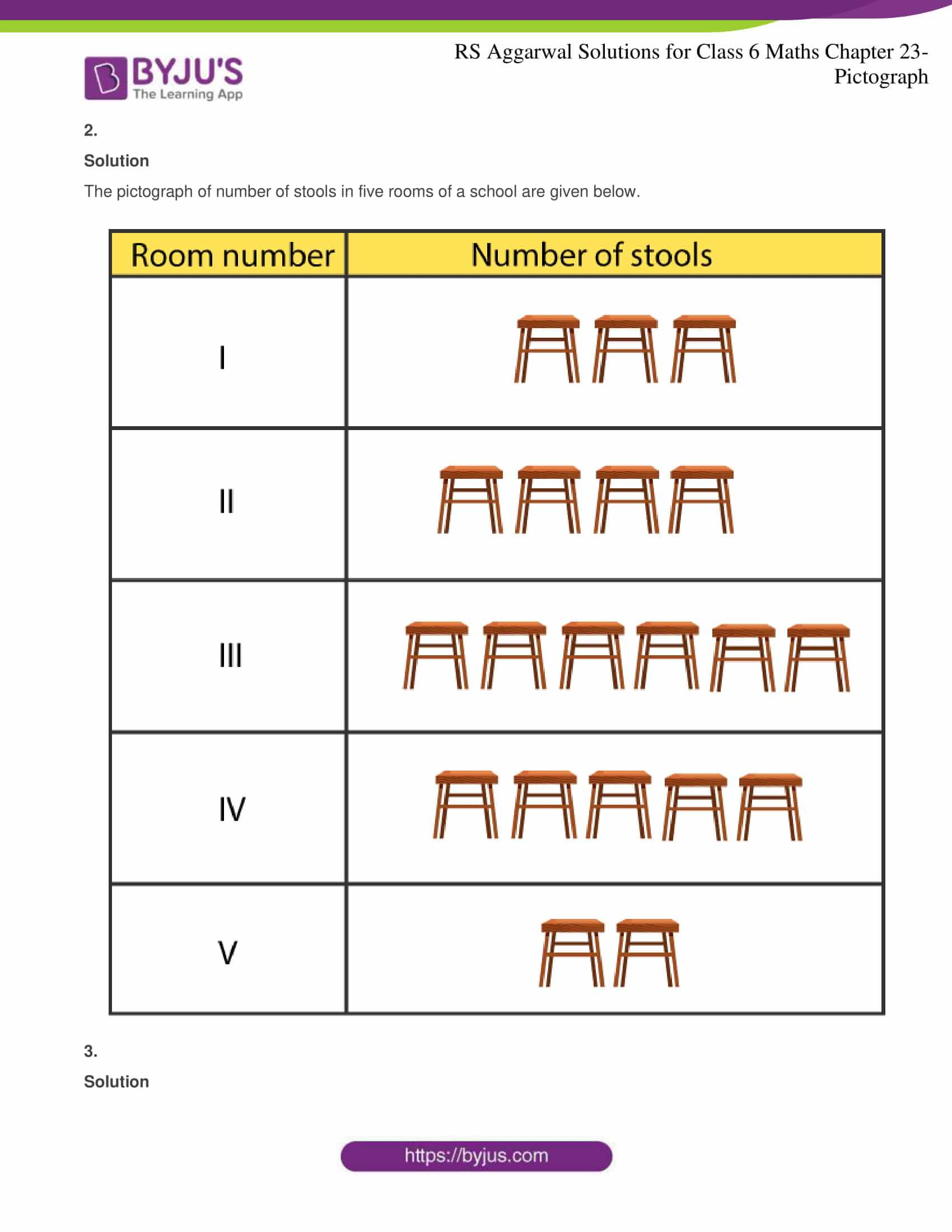 rs aggarwal solutions for class 6 maths chapter 23 2
